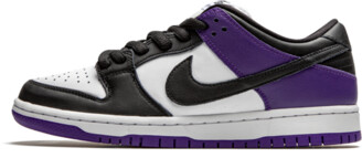 Nike SB Dunk Low 'Court Purple' Shoes - Size 6.5
