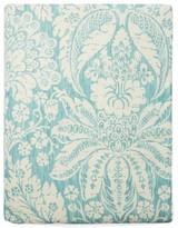 D'Ascoli Garden 224cm X 315cm Floral Linen-blend Tablecloth - Blue Multi