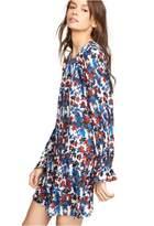 Milly Hibiscus Print Quinn Dress