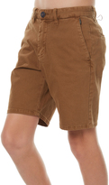 Billabong Kids Boys New Order Twill Walkshort Brown