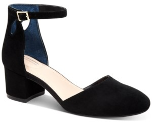 Giani Bernini Izzee Memory Foam Two-Piece Pumps, Created for Macy's Women's Shoes