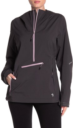 Mountain Hardwear Exposure2 Gore-Tex(R) Paclite Waterproof Pullover