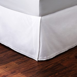Hudson Park Italian Percale Full Bedskirt - 100% Exclusive