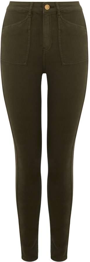 dc509e60d46f Women Skinny Cargo Jeans - ShopStyle UK