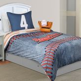 Bed Bath & Beyond All Star Reversible Comforter Set in Blue