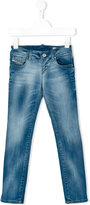 Diesel Belther-J jeans - kids - Cotton/Polyester/Spandex/Elastane - 2 yrs
