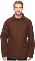 Cinch 3/4 Length Canvas Jacket