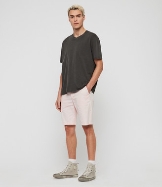 AllSaints Bowfell Twill Shorts
