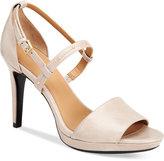 Calvin Klein Women's Pianna Siriana Platform Sandals