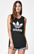 adidas Loose Trefoil Muscle Tank Top