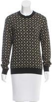 Louis Vuitton 2015 Cashmere & Silk-Blend Sweater