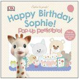 DK Publishing Sophie la girafe®: Happy Birthday Sophie! Pop-Up Peekaboo Board Book