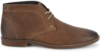Ben Sherman Gabe Leather Chukka Boots
