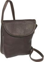 Le Donne Leather Magnetic Flap Mini