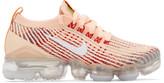 Nike Pink Air VaporMax Flyknit 3 Sneakers