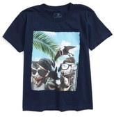 Kid Dangerous Urban Dinos Graphic T-Shirt (Toddler Boys & Little Boys)