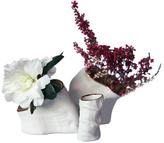 Porcelain Bud Vase Set