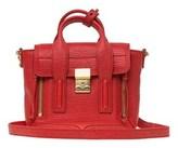 3.1 Phillip Lim Women's Red Leather Handbag.