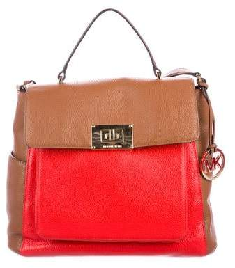 2d8945e4b342 Michael Kors Lock Bag - ShopStyle