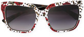 Dolce & Gabbana Enchanted Beauties sunglasses - women - Acetate - One Size