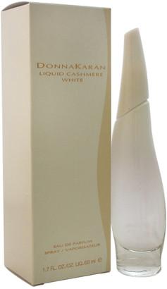 Donna Karan Women's Liquid Cashmere White 1.7Oz Eau De Parfum Spray
