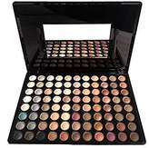 Pure Vie® Professional 88 Colors EyeShadow Palette Makeup Contouring Kit - Perfect for Professional as well as Personal Use