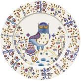 Iittala White Taika Serving Plate