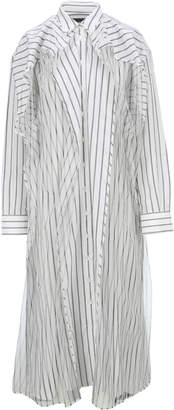 Y/Project Long Shirt-style Dress