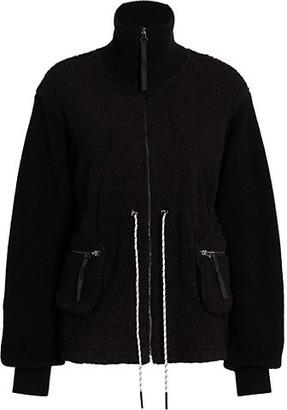 Varley Westwood Fleece-Combo Jacket