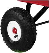"Radio Flyer Big Red Classic ATW 36"" Steel Wagon"