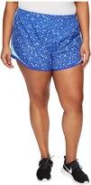 Nike Dry Tempo Print 3 Running Short Women's Shorts