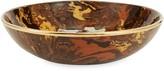 AERIN Small Marbled Ceramic Bowl