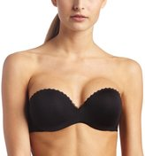 Lily of France Women's Gel Touch Strapless Push Up Bra 2111121