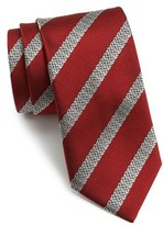 Lanvin Woven Silk Tie