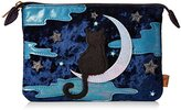 Irregular Choice Womens Starry Night Pouch Purse