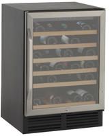 Avanti 50 Bottle Single Zone Built-In Wine Refrigerator