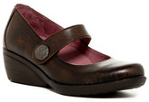 Dansko Adelle Brush Off Mary Jane Wedge