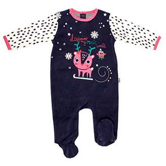 Camilla And Marc Baby Velour Pyjamas Loveliness - 36 Months (98 cm)
