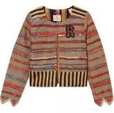 Scotch R'Belle Scotch R Belle Embroidered Statement Jacket