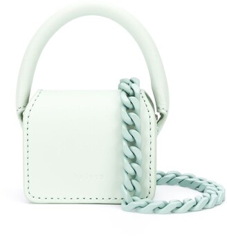 belysa Chunky-Chain Mini Bag
