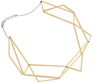 Noshi Origami Gold Necklace