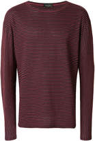 Roberto Collina striped jumper