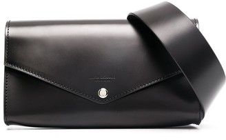 Junya Watanabe Leather Envelope Belt Bag