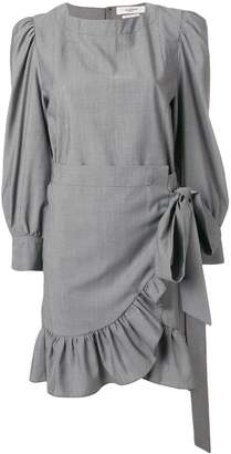 Etoile Isabel Marant short wrap dress