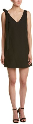 KENDALL + KYLIE Women's Double Vneck Dress