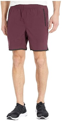 RVCA Yogger IV Shorts (Black) Men's Shorts
