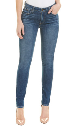 Alice + Olivia Good Secret Meeting Mid-Rise Skinny Leg