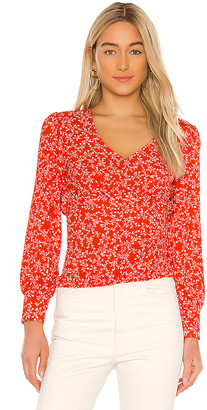 Cupcakes And Cashmere Portia Blouse