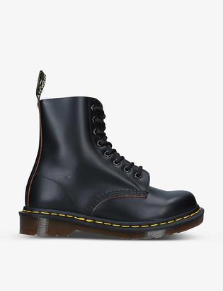 Dr. Martens Vintage 1460 lace-up leather boots