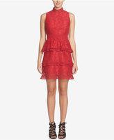CeCe Brea Tiered Lace Dress